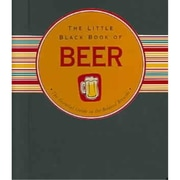 The Little Black Book Of Beer Ruth Cullen, Kerren Barbas Hardcover