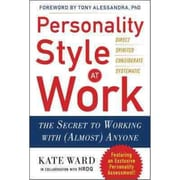 Personality Style at Work Kate Ward Hardcover