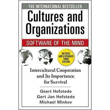 Cultures and Organizations Geert Hofstede, Gert Jan Hofstede, Michael Minkov Paperback