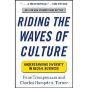 Riding the Waves of Culture Fons Trompenaars, Charles Hampden-Turner Hardcover