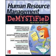 Human Resource Management Demystified Robert G. DelCampo Paperback