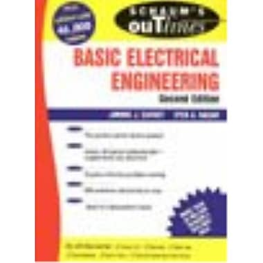 Basic Electrical Engineering Jimmie J. Cathey Paperback