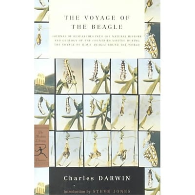 The Voyage of the Beagle Charles Darwin Paperback