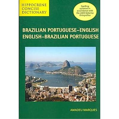 Hippocrene Concise Brazilian Portuguese-English: English-Brazilian Portuguese