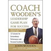Coach Wooden's Leadership Game Plan for Success John Wooden, Steve Jamison Hardcover