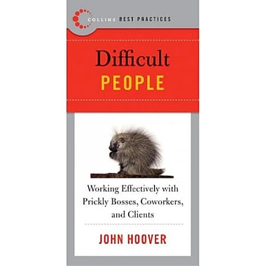 Difficult People John Hoover Paperback