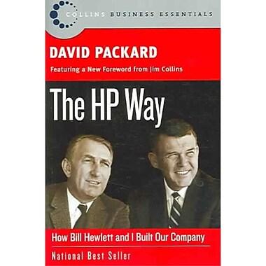The HP Way David Packard Paperback