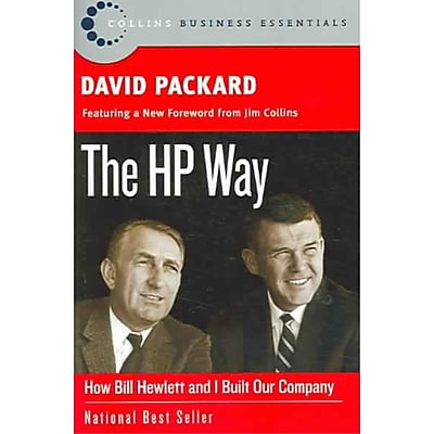 The HP Way David Packard Paperback
