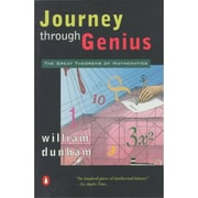 Journey through Genius William Dunham The Great Theorems of Mathematics Paperback
