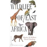 Wildlife of East Africa (Princeton Illustrated Checklists) Paperback