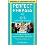 Perfect Phrases for ESL Conversation Skills Diane Engelhardt Paperback