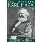 The Portable Karl Marx Karl Marx Paperback