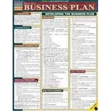 How to Write a Business Plan Quick Reference Guide Inc. BarCharts Pamphlet