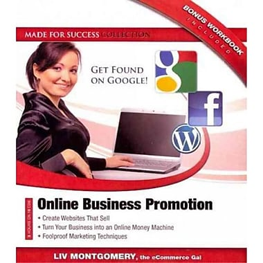 Online Business Promotion Made for Success, Liv Montgomery Audiobook