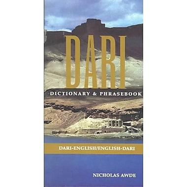 Dari: Dari-English English-Dari Dictionary & Phrasebook Paperback