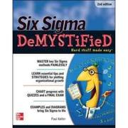Six Sigma Demystified Paul Keller Paperback