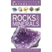 Nature Guide: Rocks and Minerals (Nature Handbooks) DK Publishing Paperback
