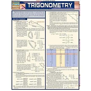 Trigonometry Inc. BarCharts Pamphlet