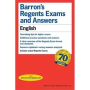 Barron's Regents Exams and Answers English
