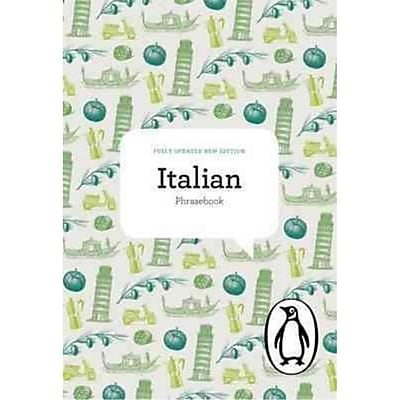 The Penguin Italian Phrasebook, Fourth Edition Paperback