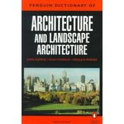 The Penguin Dictionary of Architecture and Landscape Architecture Paperback