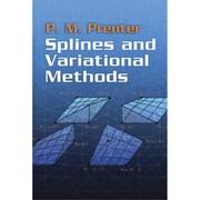 Splines and Variational Methods (Dover Books on Mathematics) P. M. Prenter, Mathematics Paperback