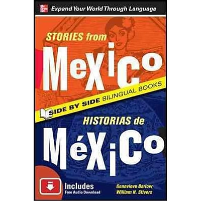 Stories from Mexico / Historias de Mexico Barlow Genevieve, William Stivers Paperback