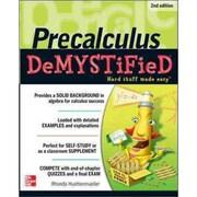 Pre-calculus Demystified Rhonda Huettenmueller Paperback