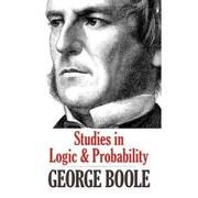 Studies in Logic and Probability (Dover Books on Mathematics) George Boole, Mathematics Paperback