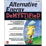 Alternative Energy DeMYSTiFieD Stan Gibilisco Paperback