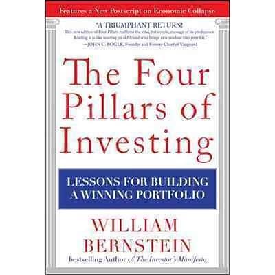The Four Pillars of Investing William Bernstein Hardcover