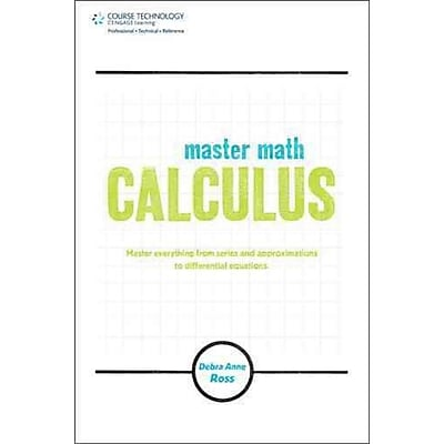 Master Math Debra Anne Ross Calculas