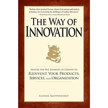 The Way of Innovation Kaihan Krippendorff Paperback