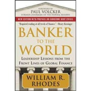Banker to the World William Rhodes Hardcover