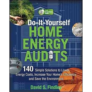 Do-it-Yourself Home Energy Audits David Findley Paperback
