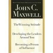 Maxwell 3-in-1 The Winning Attitude John C. Maxwell, Jim Dornan Hardcover
