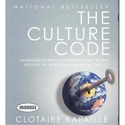 The Culture Code Clotaire Rapaille CD