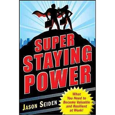 Super Staying Power Jason Seiden Paperback