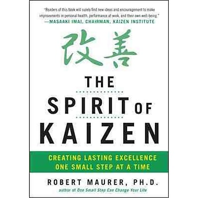 The Spirit of Kaizen George Labovitz, Victor Rosansky Hardcover