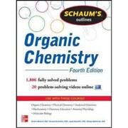 Schaum's Outline of Organic Chemistry Paperback