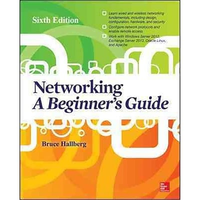 Networking A Beginner's Guide Sixth Edition Bruce Hallberg Paperback