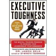 Executive Toughness Jason Selk Hardcover