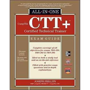 Comptia Ctt+ Certified Technical Trainer Joseph Phillips Hardcover