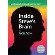 Inside Steve's Brain Leander Kahney Paperback