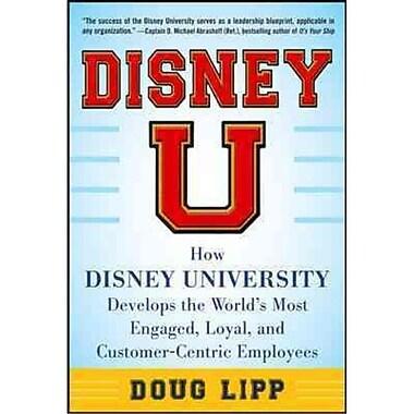 Disney U Doug Lipp Hardcover