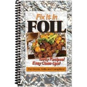 Fix It In Foil CQ Products Spiral-bound