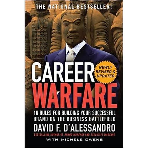 Career Warfare Summary   David D'Alessandro   Soundview
