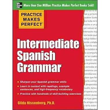 Intermediate Spanish Grammar Gilda Nissenberg Paperback
