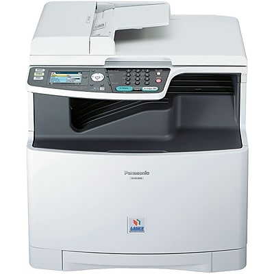 Panasonic KX-MC6040 600 x 600 dpi Color Laser All-in-One Multifunction Printer with Fax Preview (KX-MC6040)