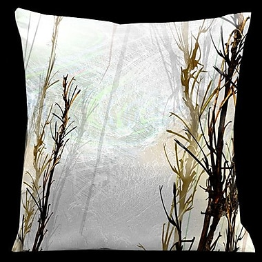 Lama Kasso Impressions Micro-Suede Throw Pillow